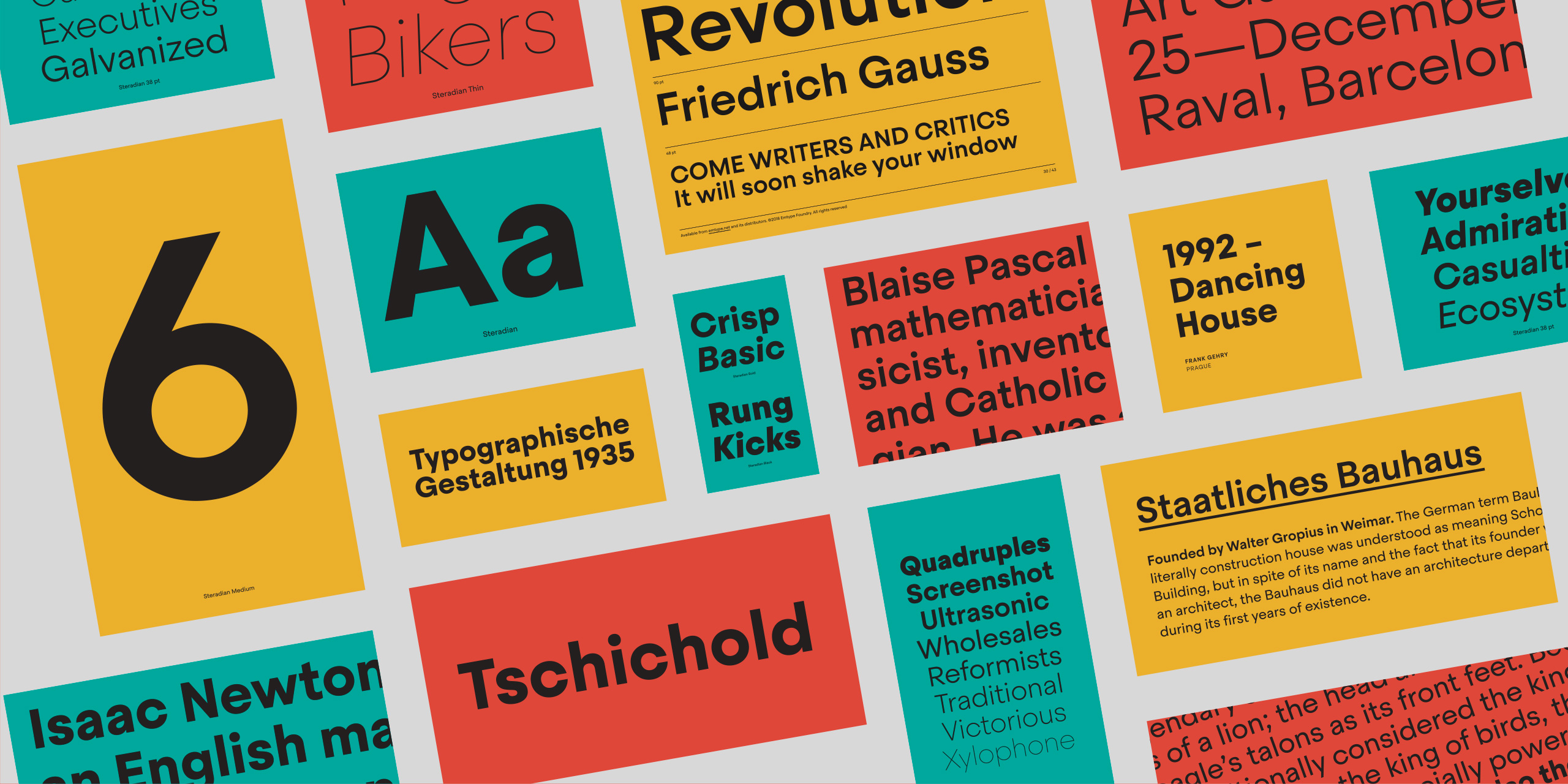 Typography Design Trends 2021